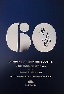 Ronnie  Scotts 60th Aniverssary Gala  • 6.99£