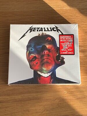 Metallica Hardwired To Self Destruct Deluxe 3 X Cd Set • 12£
