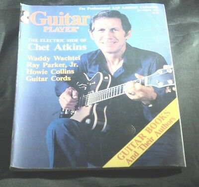Guitar Player Magazine From 1979. • 11.72£
