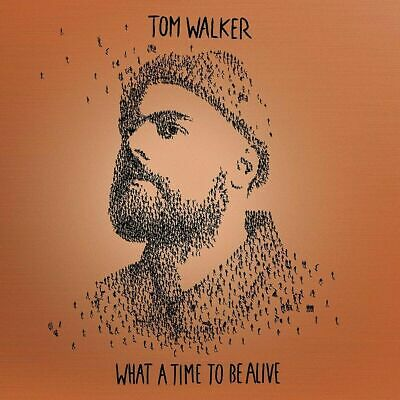 TOM WALKER WHAT A TIME TO BE ALIVE DELUXE CD (Released November 15th 2019) • 4.99£
