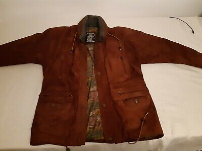 Metallica Harvester Of Sorrow Leather Suede Jacket P2p 25  Fit Us Uk Large Rare! • 40£