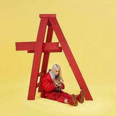 BILLIE EILISH DON'T SMILE AT ME E.P. CD (Released July 19th 2019) - 9 TRACKS • 5.50£