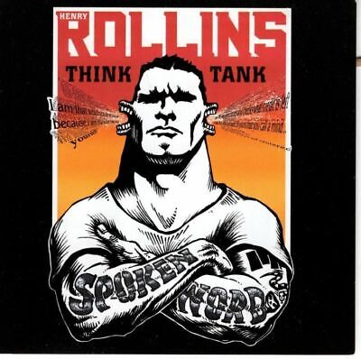 Think Tank : Henry Rollins • 5£