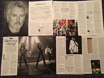 Queen - Articles / Photos - Clippings / Cuttings  • 3.99£