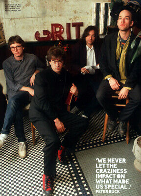 R.e.m. Poster Page . 256g • 5.99£