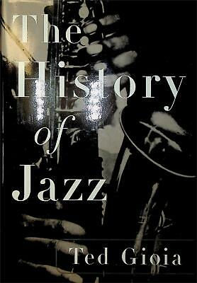 The History Of Jazz • 9.99£