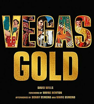 VEGAS GOLD: Sin City From The 1950s-1980s • 29.71£