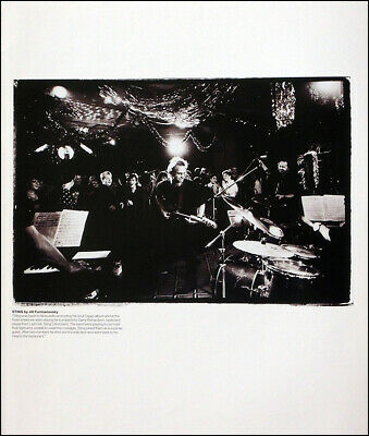 Sting Poster Page . The Police . Last Exit . 11q18 • 5.99£