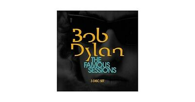 BOB DYLAN - The Famous Sessions - 3xCD Album Brand New & Sealed • 4.99£