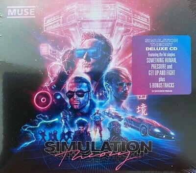 Muse Simulation Theory Deluxe Edition • 3.99£