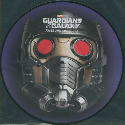 Soundtrack - Guardians Of The Galaxy: Awesome Mix Vol. 1 Picture LP Vinyl NEW! • 16.87£