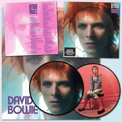 David Bowie – Space Oddity 1LP Vinyl Picture Disc NEW & Sealed • 22.92£