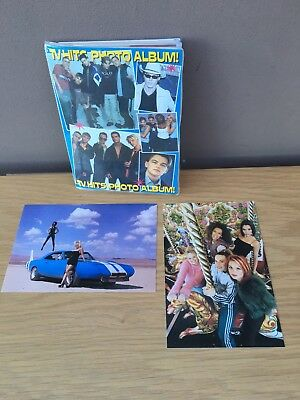 Spice Girls Tv Hits Photo Album With 24 Photos  • 10.99£