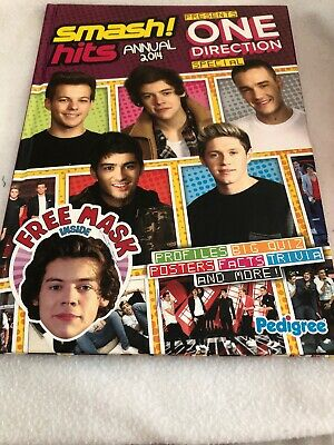 One Direction 2014 Annual Smash Hits Annual Book • 1.99£