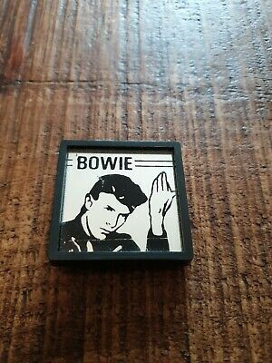 Vintage David Bowie Badge  • 5£