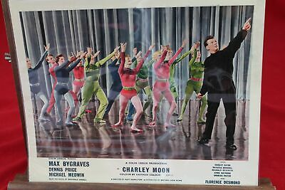 Max Bygraves In Charley Moon - Lobby Cards X 8 • 120£