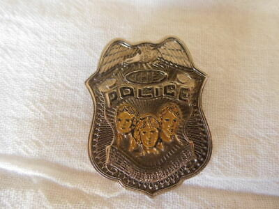 The Police Original 1979 Around The World Tour Pin Button Police Badge / Sting • 73.34£