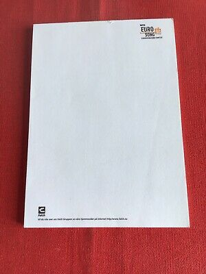 Note Pad 1996 Eurovision Song Contest NRK Eurosong • 4.99£