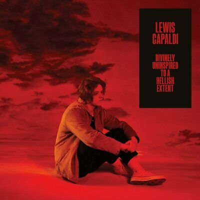 LEWIS CAPALDI - Divinely Uninspired To A Hellish Extent (CD) NEW & SEALED • 5.45£