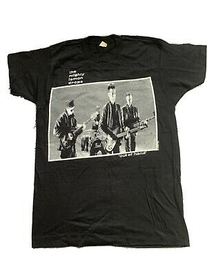 The Mighty Lemon Drops Vintage Original 1987 Out Of Hand North American Tour  • 25£