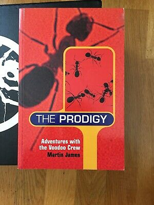 The Prodigy Book • 15.10£