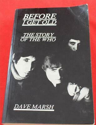 Before I Get Old The Story Of The Who • 7.99£