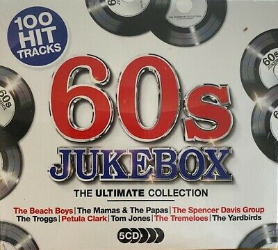100 60's Juke Box Hits Various Artists • 4.99£