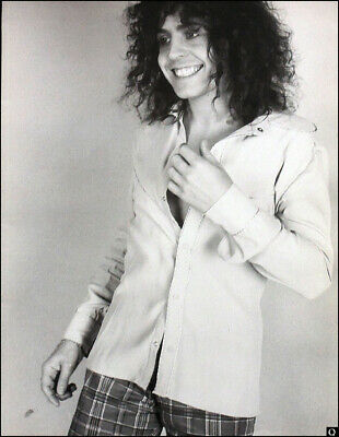 Marc Bolan Poster Page . T. Rex . 8q3 • 6.99£