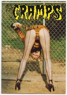 The Cramps 1986 Programme  • 30£