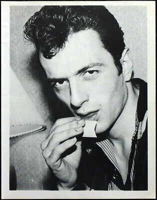 The Clash Poster Page . Joe Strummer . S8 • 8.99£