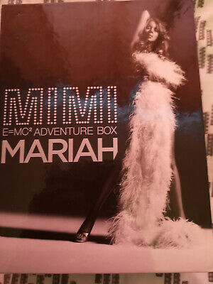 Mariah Carey Mimi E=MC2 Adventure Box - Very Rare • 39.99£