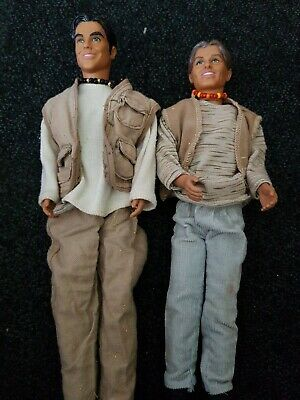 Two Take That Dolls Mark Own Robbie William's  • 20£