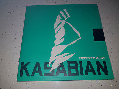 Kasabian   Processed Beats  10  Vinyl  Single  With Poster • 12.99£