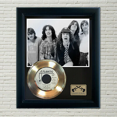 AC/DC  Highway To Hell  Framed Record Display • 77.19£