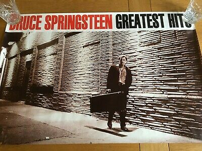Big Bruce Springsteen Promo Posters Collection • 30£