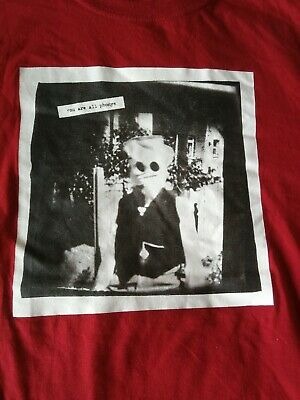 Very Rare Billy Childish Buff Medways  You Are All Phonys  T-shirt 2003, Medium • 19.99£