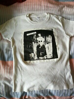 Very Rare Billy Childish Buff Medways  You Are All Phonys  T-shirt 2003. Small • 19.99£
