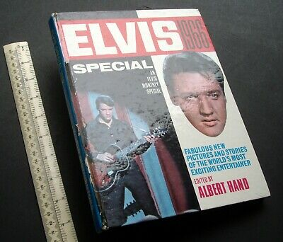 Elvis Special 1966  Fabulous New Pictures & Stories . Albert Hand WDL Manchester • 19.95£