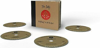 TOM PETTY WILDFLOWERS & ALL THE REST 4-CD SET (Released 16/10/2020) - IN STOCK • 38.75£