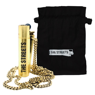 Sold Out Limited (just 190) Signed Numbered The Streets Gold Clipper Lighter • 424.95£