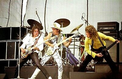 SLADE In Concert Donington 1981 'Monsters Of Rock' Festival ~ 30 RARE PHOTOS!  • 8.95£