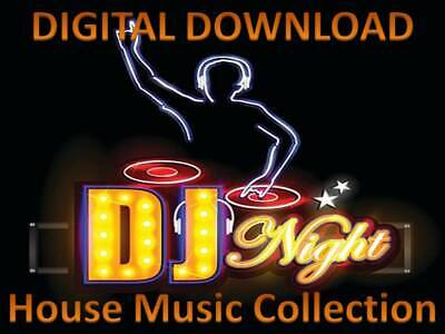 Ultimate House Music DJ Collection 6500 HQ MP3 DOWNLOAD THE BEST ON EBAY • 14.99£