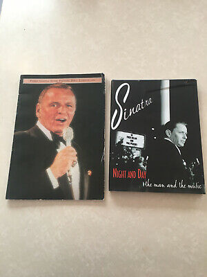 Frank Sinatra 1978 Concert Programme AND Night And Day Book Vintage Collectors • 12£