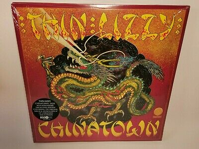 Thin Lizzy Chinatown Vinyl Double LP RSD 2020 New Sealed  • 23.79£