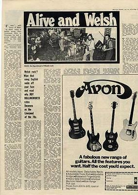 Man Alive And Welsh MM3 Interview 1973 • 11.77£