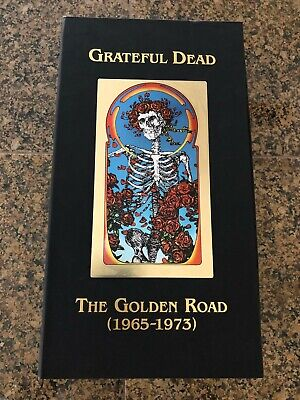 Grateful Dead - The Golden Road (1965-1973) Box Set 12 CD's • 81.49£