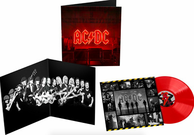 AC/DC Power Up LP Coloured Red Opaque Vinyl New Sealed  • 26.59£