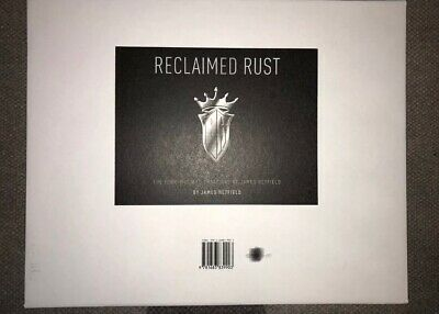 Reclaimed Rust - The 4 Wheeled Creations Of James Herfield Signed Box Set  • 799£