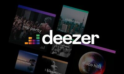 Deezer (No Ads + HQ Audio + Downloads) - ANDROID / PC - APP DOWNLOAD - GLOBAL • 8.99£