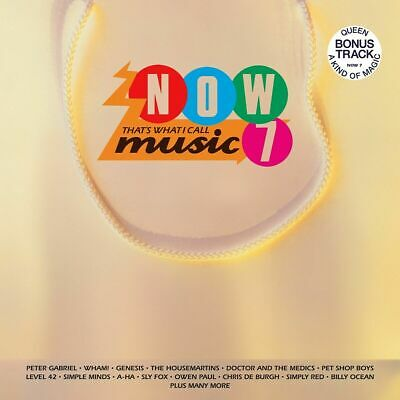 NOW THAT'S WHAT I CALL MUSIC! 7 2-CD (New Release November 27th 2020) IN STOCK • 10.48£
